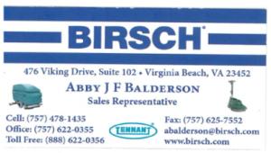 Birsch