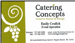Catering Concepts