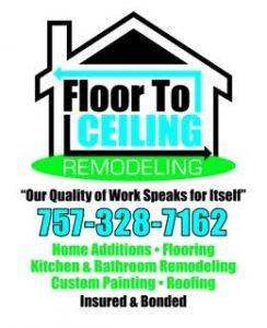 Floor 2 Ceiling logo