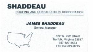 Shaddeau