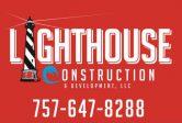 Lighthouse Construction Logo