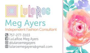 LuLaRoe Ayers
